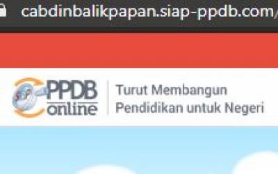 Pengumuman Terbaru PPDB